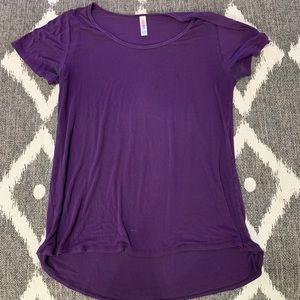 Lularoe Purple Classic T
